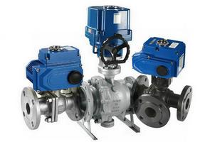 Electric ball valve series