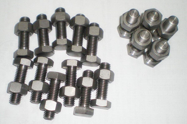 Several common surface treatment methods of bolt and nut