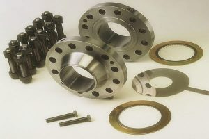 What is a flange?