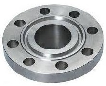 Ring joint flange - Pipe, flange, pipe fitting, gasket
