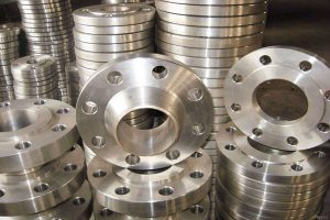 Research on Processing Technology of SS316L Stainless Steel Flange