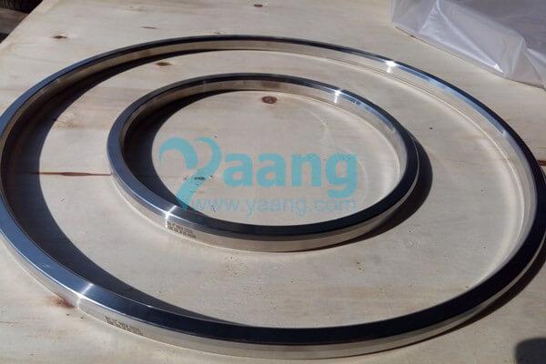 """asme b16 20 316l octagonal ring joint gasket type r27 6 900lbs - ASME B16.20 316L Octagonal Ring Joint Gasket Type R27 6"""" 900LBS"""