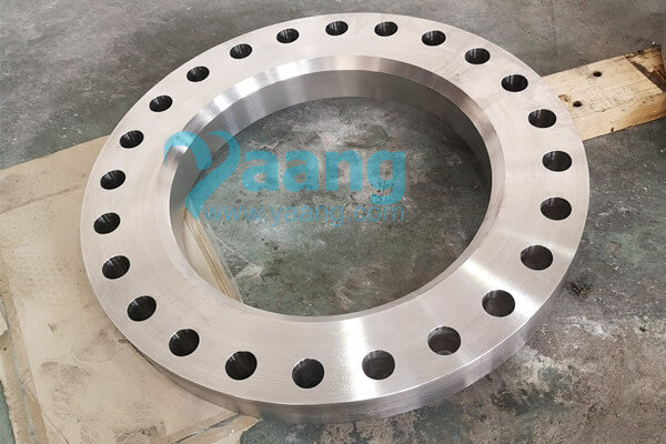 "asme b16 5 astm a182 ss 316l plate ring flange raised face 600lb 24 - ASME B16.5 ASTM A182 SS 316L Plate Ring Flange Raised Face 600LB 24"""