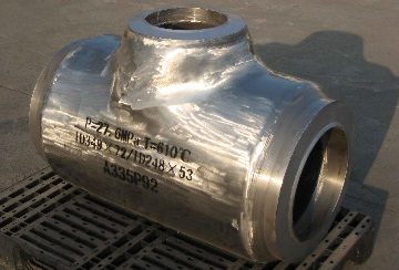 astm a335 p92 pipe tee for steam pipeline - What is P92 steel?