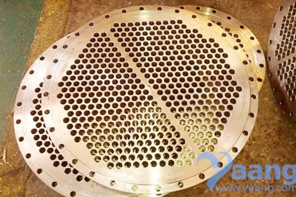 f51 tube plate thk 42 mm od 1024 mm - F51 Tube Plate THK: 42 MM OD: 1024 MM