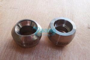 ASME B16.11 ASTM A182 GR.F316L Socket Weld Branch Outlet DN200xDN20 SCH120x10S Class3000