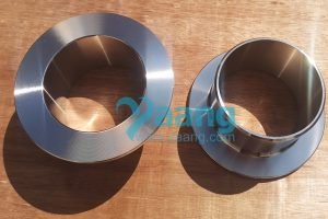 ASME B16.9 ASTM B366 Hastelloy B3 Stub End DN32 Sch10S