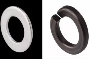 How to choose flat washer and spring washer correctly?