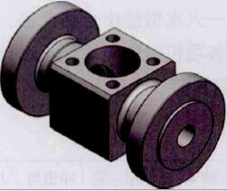 20201124053705 60392 - Manufacturing process of valve body forging with side flange