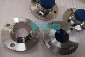 ASME B16.5 ASTM B564 UNS N08825 WNRF Flange 3