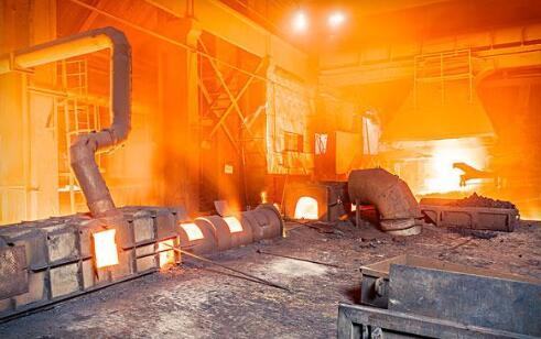 iron smelting process - Iron smelting process
