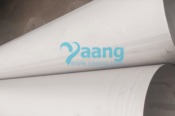 astm a312 grade 316l welded pipe 406 4x6 53mm 6m - ASTM A312 Grade 316L Welded Pipe 406.4x6.53MM 6M