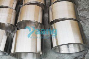 ASTM B564 W.Nr. 2.4819 Forged Ring