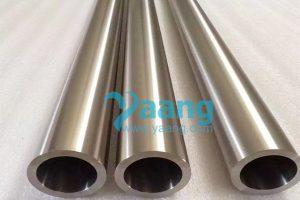 ASTM B861 UNS R53400 Titanium Seamless Pipe 168.3x10.97MM 6M