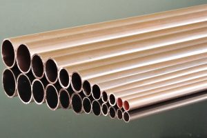 Construction process standards for copper and brass piping